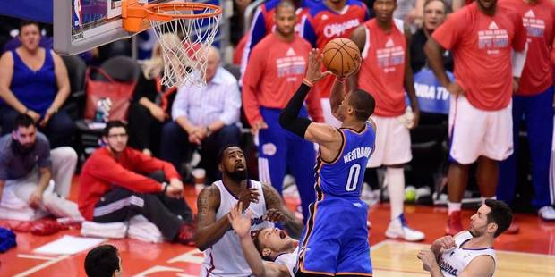 NBA: Oklahoma City et Indiana complètent le carré de rois - La DH