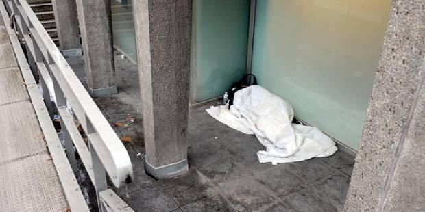 Deux jeunes SDF de 14 et 18 ans sèment le trouble à Bruxelles - La DH