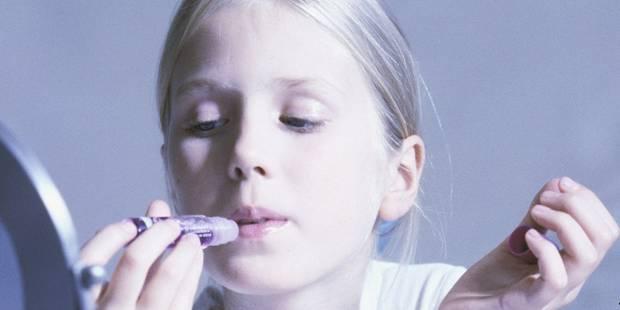 Se maquiller dès 11 ans : quels dangers ? - La DH