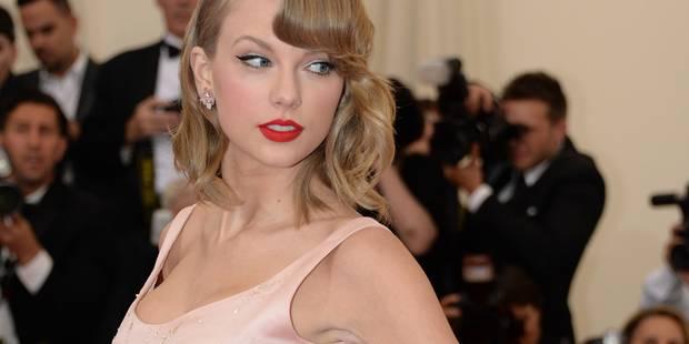 Taylor Swift attaqu�e en justice sur son chiffre porte-bonheur 13