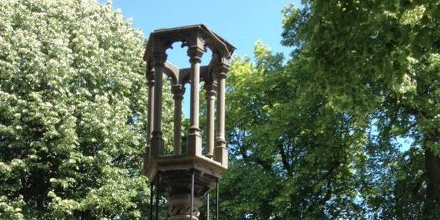 Braine-le-Château: 253.000 € pour le Pilori - La DH