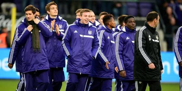 Anderlecht prête trois jeunes espoirs à l'Eendracht Alost - La DH
