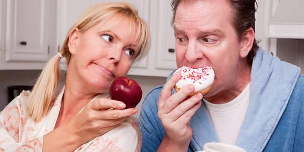 Pourquoi faire régime est inutile? - La DH
