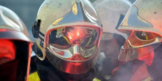 Arlon: un incendie détruit deux magasins - La DH