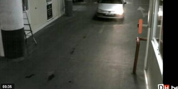 Un chauffard p�te les plombs chez Dacar ! (VIDEO)