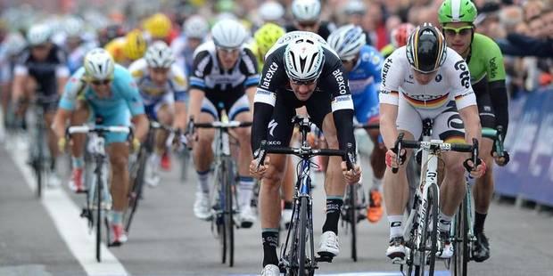 Tour de Belgique: Tom Boonen remet le couvert - La DH