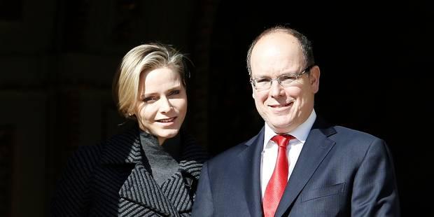 """Le prince Albert de Monaco et Charlène attendent un bébé pour """"la fin de l'année"""" - La DH"""