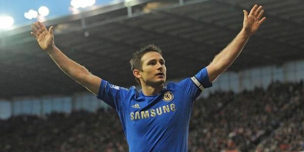 """Lampard: """"Quitter Chelsea, soit une partie de ma vie"""""""