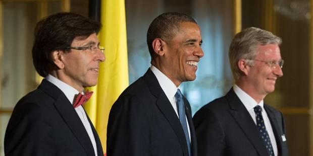G7: la Belgique, un allié fiable des USA, selon Di Rupo - La DH
