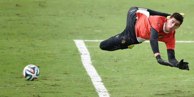Mourinho annonce le retour de Courtois à Chelsea