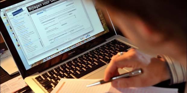 Un million de contribuables ont déjà complété leur déclaration en ligne - La DH