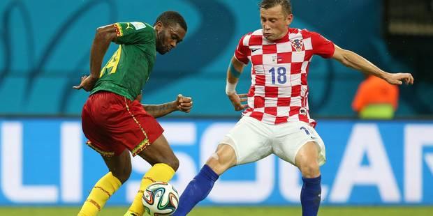 Les Croates se relancent et envoient le Cameroun à la maison - La DH
