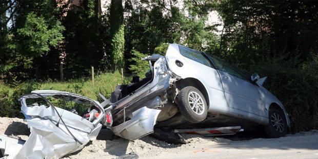 Collision mortelle sur la N7 Ath-Bruxelles - La DH