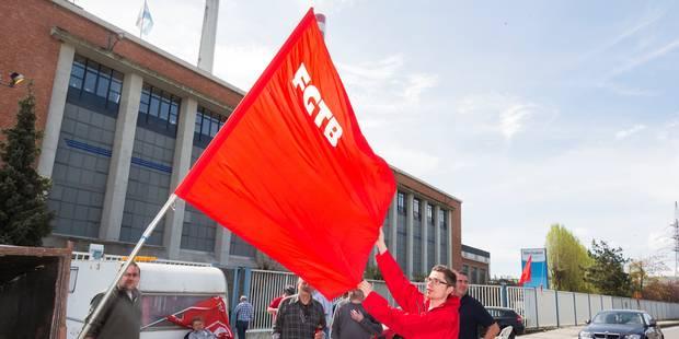 Le Setca et la FGTB contestent les décisions du Logis Quaregnonnais - La DH