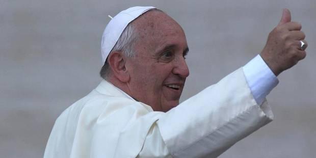 Le pape François, dirigeant le plus retweeté - La DH