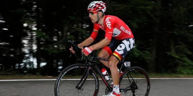 Van den Broeck, Vanendert et Monfort forfait aux championnat de Belgique - La DH