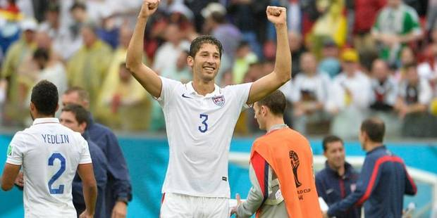 """Gonzalez: """"Klinsmann nous fait croire que nous pouvons battre tout le monde"""" - La DH"""