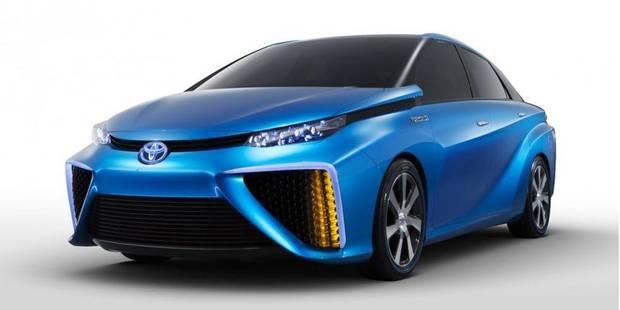 L'auto à pile à combustible bientôt commercialisée - La DH