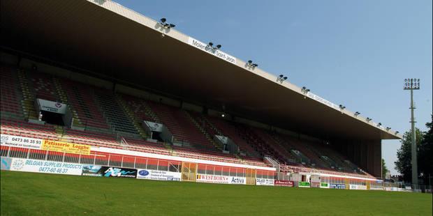 Le White Star joue son premier match au stade Machtens samedi - La DH