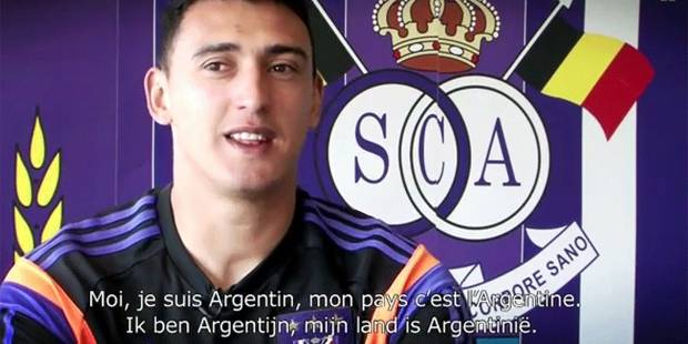 Argentine - Belgique: Matias Suarez ne se mouille pas - La DH