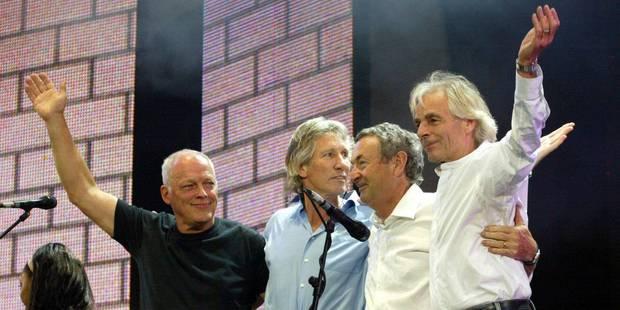 Pink Floyd annonce un nouvel album - La DH