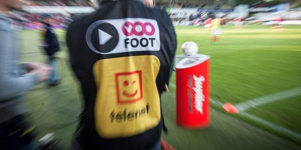 Le foot belge chez Voo: c'est gratuit (temporairement) - La DH