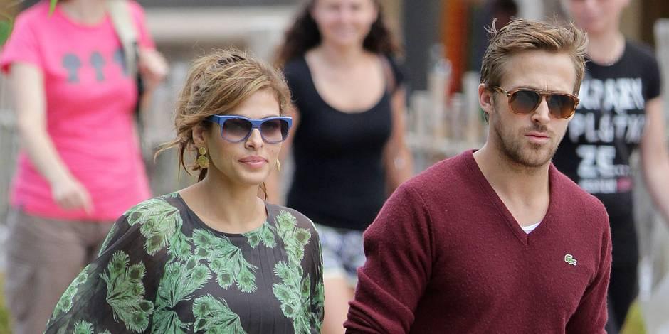 Ryan Gosling bientôt papa : les réactions des fans