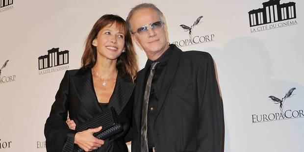 """Sophie Marceau et Christophe Lambert annoncent """"leur amicale séparation"""" - La DH"""