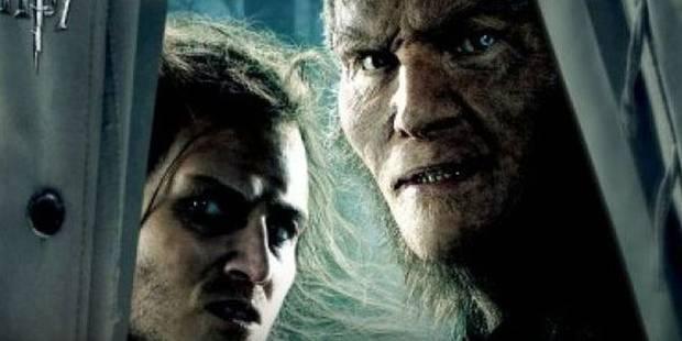 """Le """"loup"""" de """"Harry Potter"""" retrouvé inanimé dans la Vallée de la Mort - La DH"""
