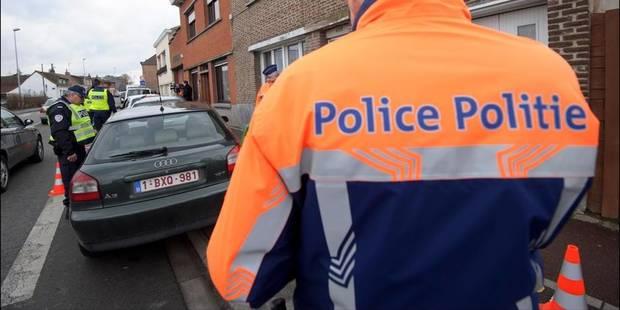 Quaregnon: Deux hommes interpell�s dans le cadre du meurtre