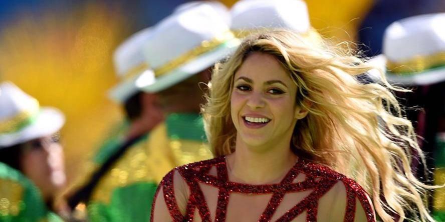Mondial 2014: Shakira, Santana et samba pour la cérémonie de clôture