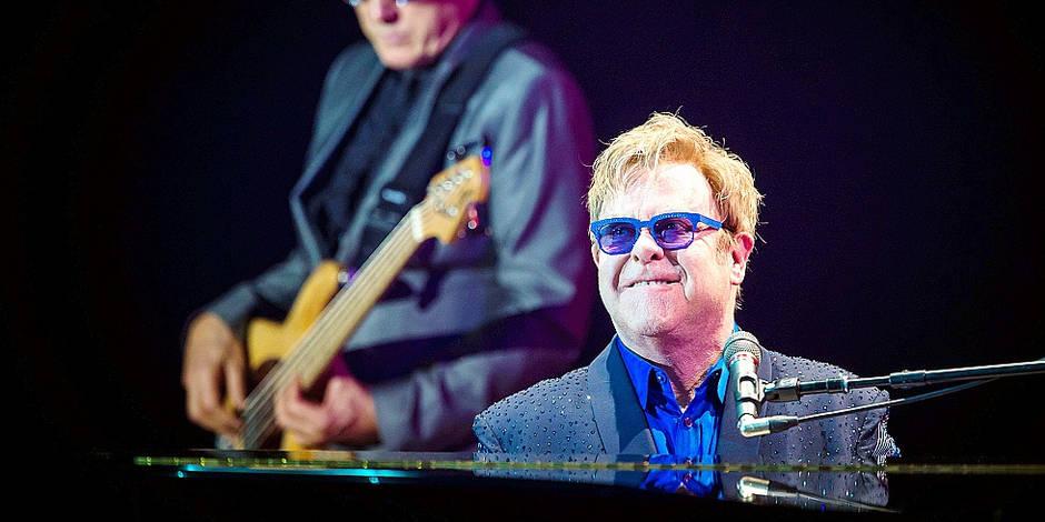Elton John in Kiel