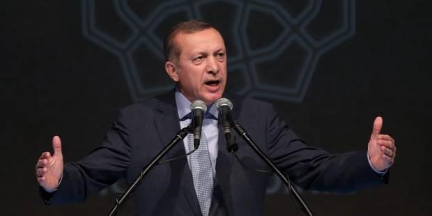 """Nouvelle attaque d'Erdogan à Israël: """"Ils maudissent Hitler, mais ils l'ont surpassé dans la barbarie"""" - La DH"""