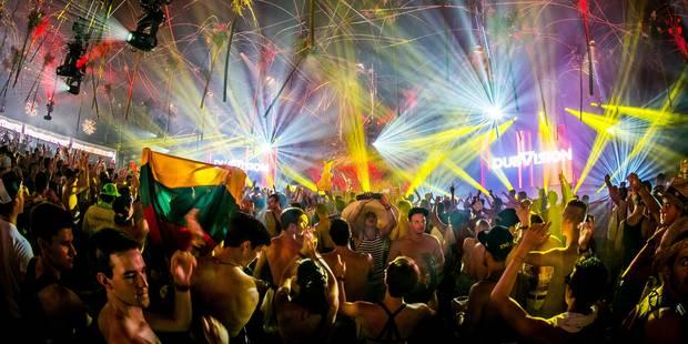 Tomorrowland: un anniversaire festif - La DH