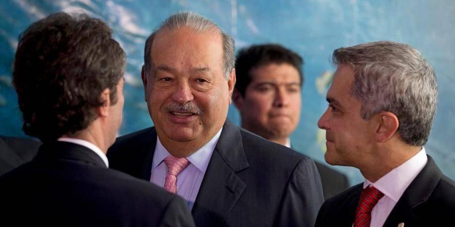 Pour le multimilliardaire Carlos Slim, il ne faudrait travailler que trois jours par semaine