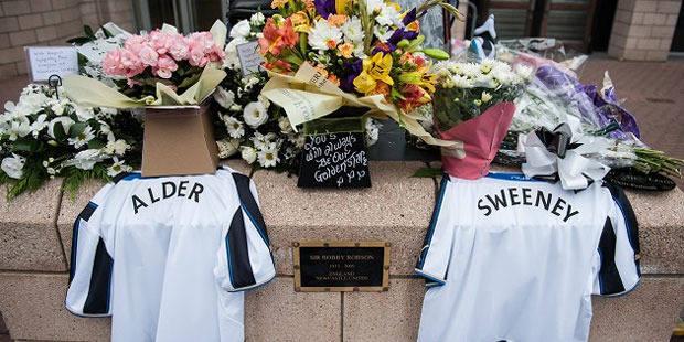 MH17: le très beau geste des fans de Sunderland envers Newcastle