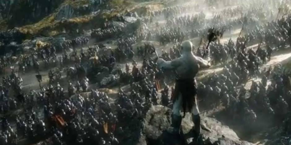 Une bande-annonce pour le troisième épisode du Hobbit !