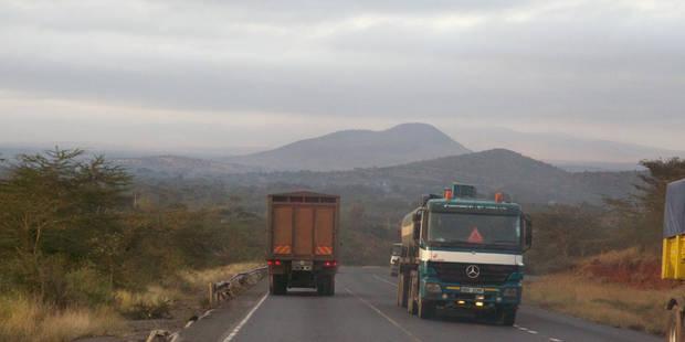 Une Belge décède au Kenya: son véhicule a heurté une pierre à une vitesse élevée - La DH