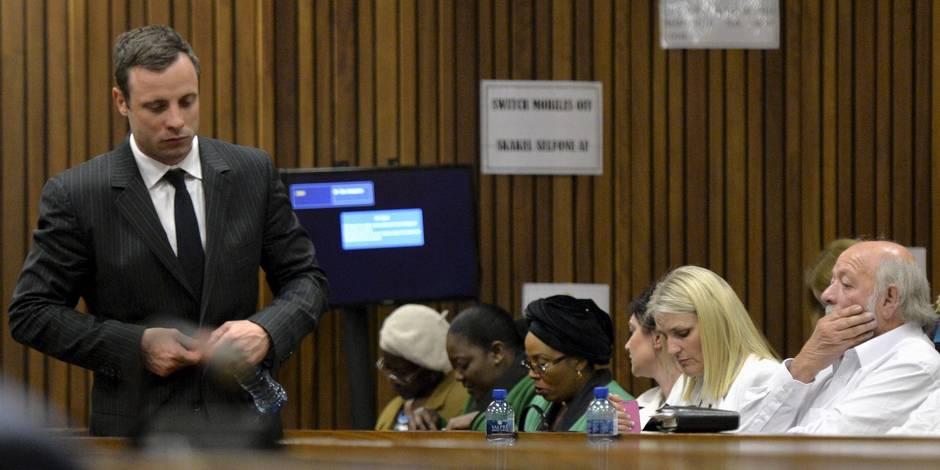 Le verdict du procès Pistorius sera rendu le 11 septembre