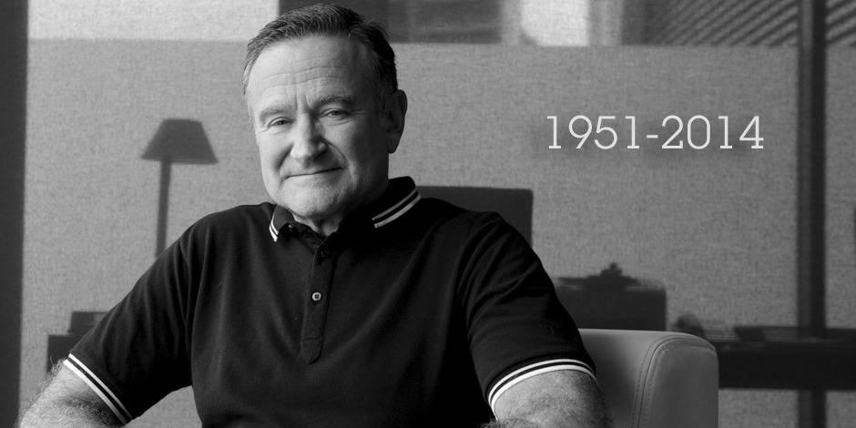 Robin Williams entre dans le cercle des artistes disparus