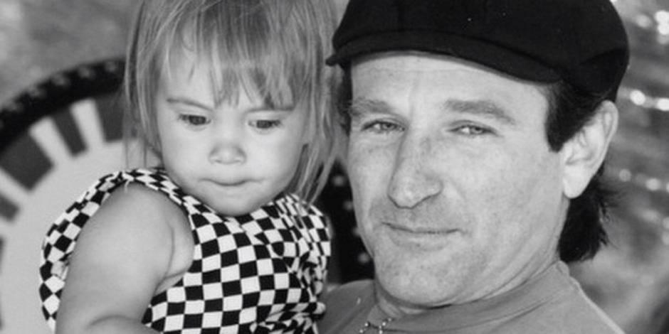 La dernière photo publiée par Robin Williams