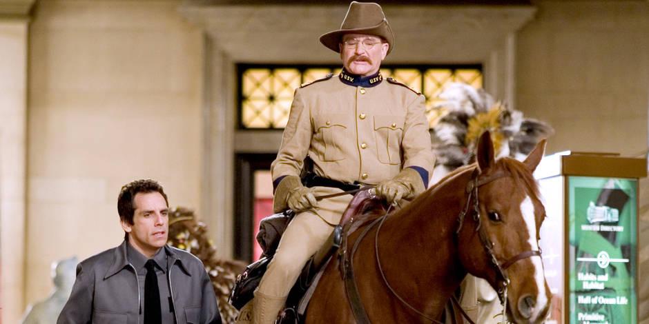 Robin Williams reviendra six fois à l'écran