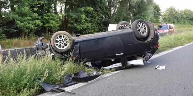 Accident mortel sur l'A8 dans le Tournaisis - La DH