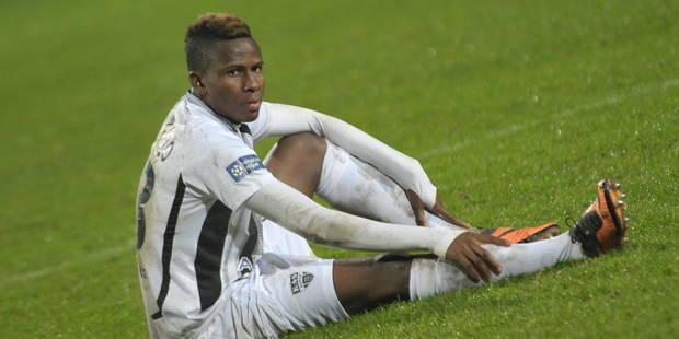Eupen: clash avec Alassane Diallo