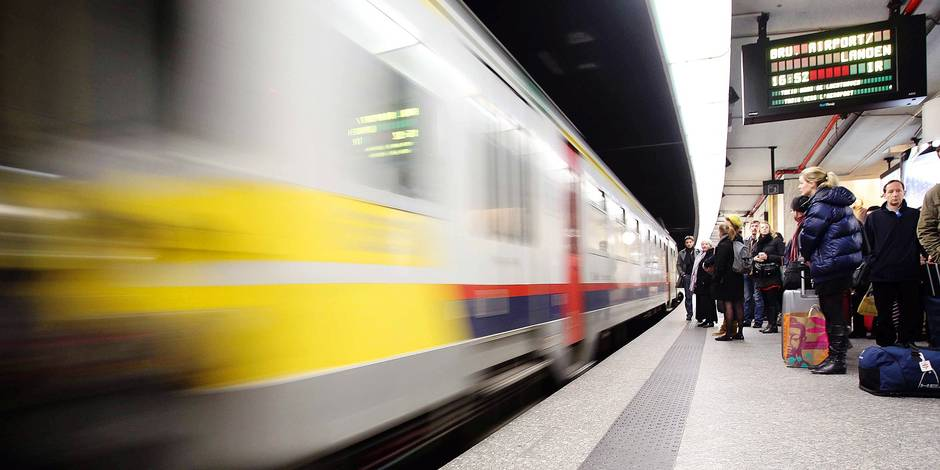 """Le service minimum à la SNCB est infaisable"""
