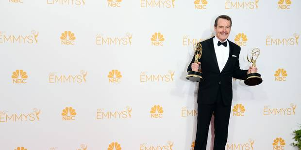 """Breaking Bad"" survole les Emmy Awards - La DH"