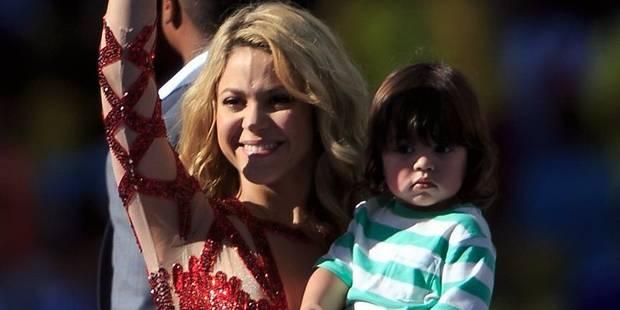 Shakira confirme qu'elle est enceinte - La DH