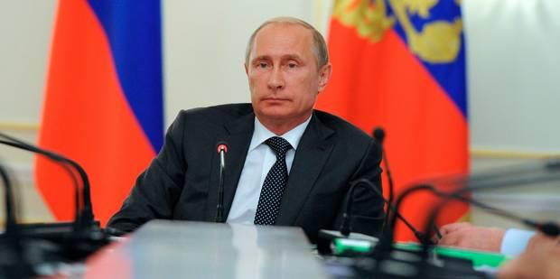 """Poutine demande aux séparatistes un """"couloir humanitaire"""" - La DH"""