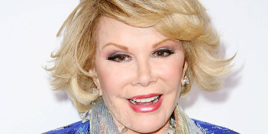 Joan Rivers Rushed To Hospital After Cardiac Arrest
