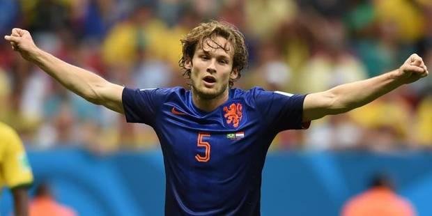 Blind quitte l'Ajax pour ManU